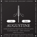 Augustine Black Classic Strings (Low Tension)